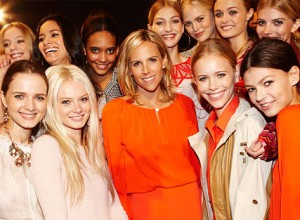 Tory-Burch-with-models-spring-2011-runway-show